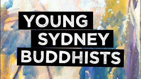 Young Sydney Buddhists