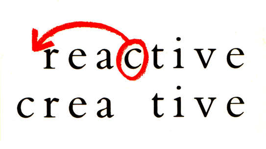 Creative Mind; Reactive Mind